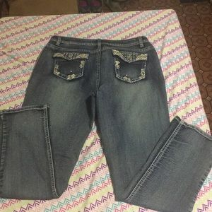 Cato- blue jeans - size 14